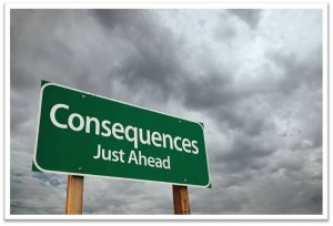 Consequences Help Overcome Addiction