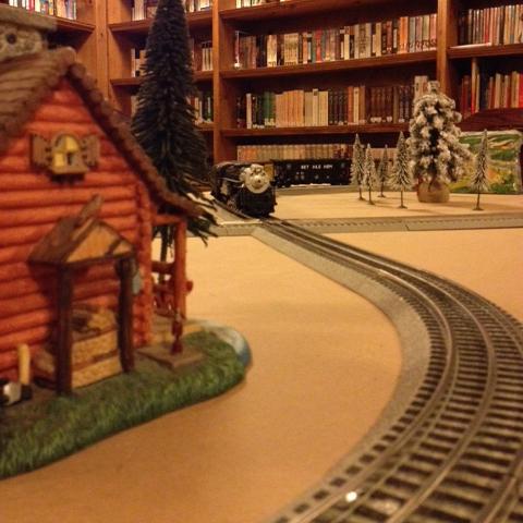 Train - model train set