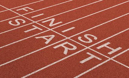 startfinish - track