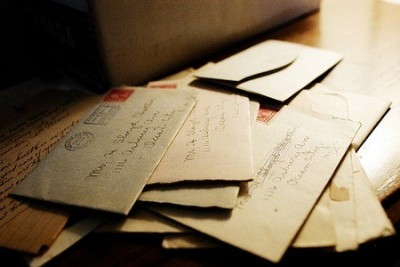 letters - mail
