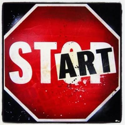 stopstart - sign