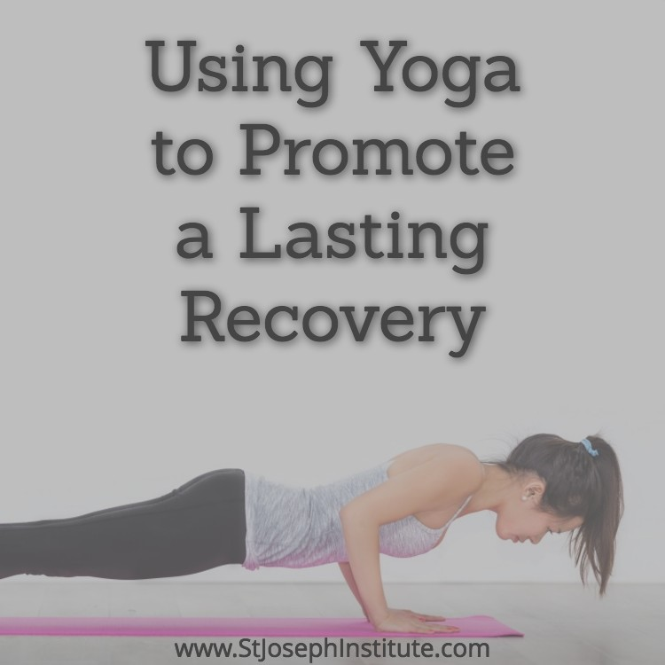 woman doing yoga - Using Yoga to Promote a Lasting Recovery