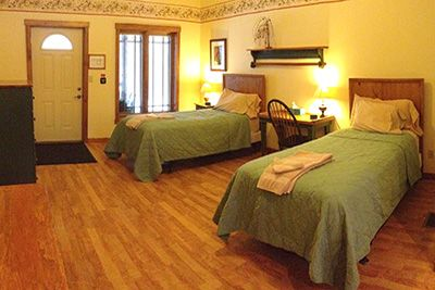 bedroom at St Joseph Institute - PA Drug and Alcohol Rehab Facility