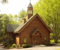 Forest Chapel at St. Joseph Institute