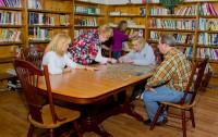 Library Puzzle - St. Joseph Institute