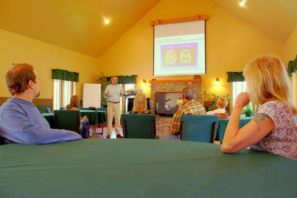 Education Presentation - St. Joseph Institute - alcohol addiction treatment center in Pennsylvania