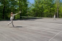 Tennis Courts - St. Joseph Institute - substance use program in Pennsylvania