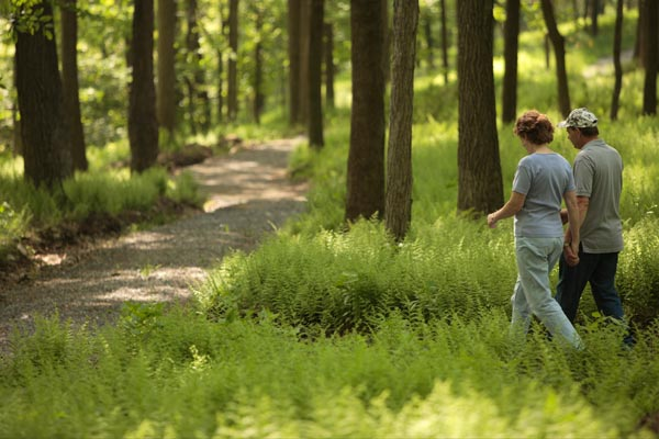 Walking and Hiking Trails - St. Joseph Institute - St. Joseph Institute is the premier program for help with addiction in PA