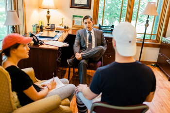 individual counseling at St. Joseph Institute for Addiction