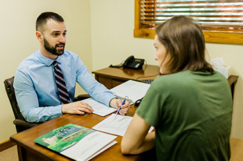 intake process at St. Joseph Institute for Addiction - admissions process - assessment process